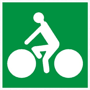 Le vélo est conseillé
