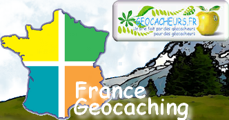 Le site france du Géocaching : France Geocaching